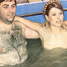 Саакашвили и тимошенко секс